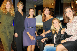 Alberto Cerdán, noche de estilismo y glamour