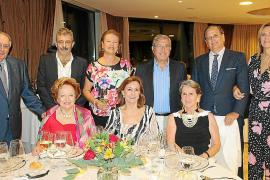 Nicolás Pomar celebra su 80 aniversario con su familia y amigos