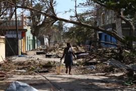 La cifra de víctimas por el huracán 'Matthew' en Haití asciende hasta las 842
