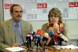 """El PSIB califica la remodelación de """"grande para los españoles"""" y UM de """"desesperada"""""""