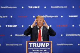 El último escándalo de Trump: un vídeo con comentarios obscenos contra las mujeres