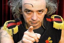 El payaso Chacovachi lleva su humor al Teatre Mar i Terra
