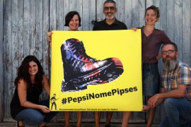 Pepsi derrota a Pep Lemon