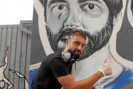 Jerom dibuja su reivindicación para el fin de la violencia machista