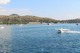 Proponen que la bahía en Pollença sirva como escuela a la hidroaviación europea