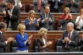 Zapatero apuesta por  Rubalcaba