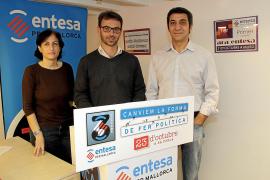 Entesa plantea para Mallorca un gran acuerdo preelectoral que incluya al PSIB