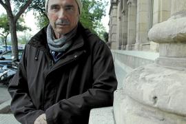 Lluís Llach dice en Palma que vive con «serenidad el tercer acto» de su vida