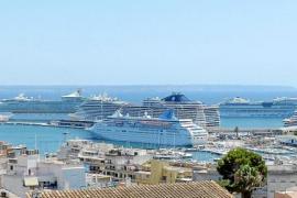 El Port de Palma espera la llegada de más escalas de cruceros durante el próximo año