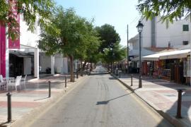La reforma de la calle Tagomago de Cala d'Or priorizará a los peatones