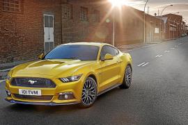 El Ford Mustang es el deportivo más vendido de España en 2016