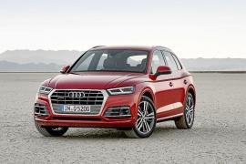 El nuevo Audi Q5 llegará al mercado a principios de 2017