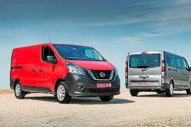 Debut mundial de la furgoneta Nissan NV300