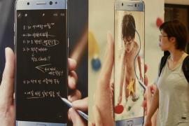Samsung suspende la producción de los Note 7 tras nuevos incendios en sus terminales