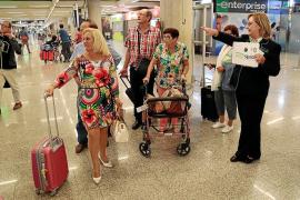 Las vacaciones escolares en Alemania llenan los hoteles de la Isla esta semana