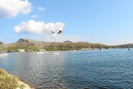 El alcalde advierte de que la bahía está saturada y teme el impacto de los hidros