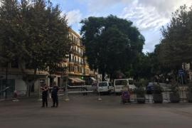 Se inician las obras de peatonalización en Vara de Rey