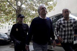 Alía vuelve a la cárcel tras declarar sobre facturas en Ibatur y 'Rasputín'