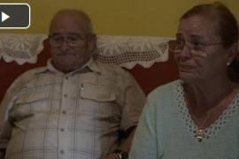 Paralizado el desahucio del matrimonio de ancianos sordomudos