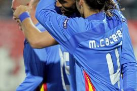 Sevilla, Atlético y Villarreal cumplen en la Europa League