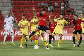 El Mallorca quiere imponer el 'factor campo' ante el UCAM Murcia