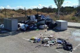 Lloseta multa con 300.000 euros a los autores de dos vertidos de residuos
