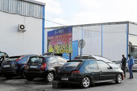 La Policía Nacional desarticula un taller mecánico clandestino en Son Castelló