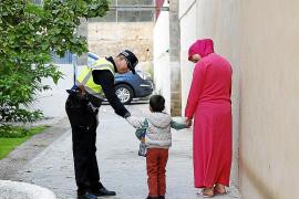 La madre de la niña de Son Roca denuncia amenazas de los padres de los agresores