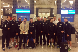 El Palma Futsal levanta el telón de la ilusión en Burela