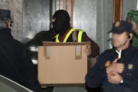 Detenidos al menos 10 miembros de Segi, algunos vinculados a la kale borroka