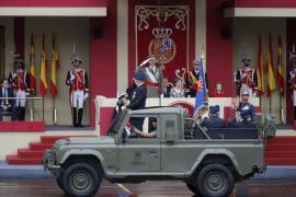 Desfile del Día de la Fiesta Nacional 2016