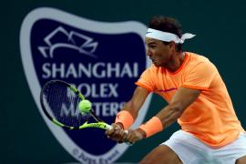 Nadal se despide de Shanghái tras caer ante Troicki en la segunda ronda