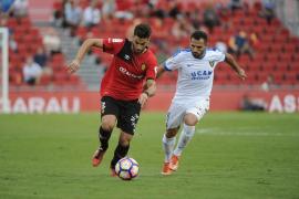 Un gris Mallorca pierde ante el UCAM Murcia y dice adiós a la Copa del Rey