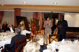 Cóctel del Club Elsa a favor de los niños de Etiopía