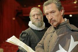 Preestreno en Palma de 'Cervantes. La Búsqueda'