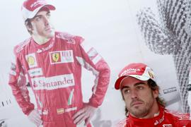 Alonso se sitúa tras Webber