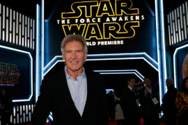 Multa millonaria a la productora de 'Star Wars' por el accidente de Harrison Ford