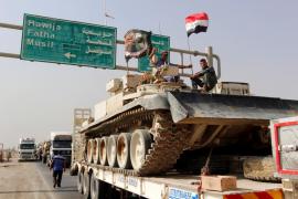 Estado Islámico utiliza por primera vez drones con bombas para matar en Mosul