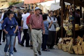 La gastronomía, la artesanía y el teatro invaden las ferias de este fin de semana en Mallorca
