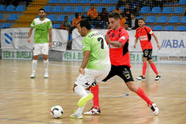 El Palma Futsal debuta con buen pie