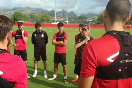 El Real Mallorca incorpora a Óscar Bruzón como segundo entrenador
