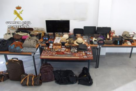 Detienen a tres miembros de la 'banda del taladro', autores de múltiples robos en Mallorca