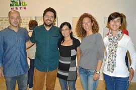 Fran Bravo presenta su obra en el Casal Son Tugores de Alaró
