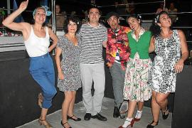 Animada fiesta de apertura del Mallorca Lindy Festival