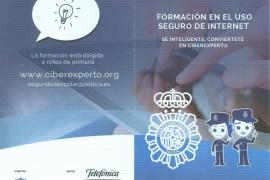 La Policía Nacional enseñará a los menores los riesgos de internet