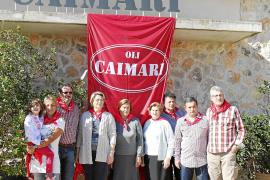 OLIS CAIMARI COMENÇA LA CAMPANYA DE RECOLLIDA D'OLIVA