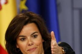 Santamaría dice que la «gobernabilidad» está «por encima» del caso Gürtel, que es cosa del «pasado»