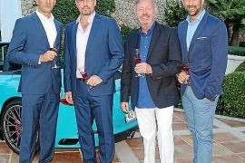 Cena de entrega de trofeos del Mallorca Magazin en Camp de Mar