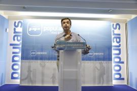 Miquel Vidal no cierra la puerta a presentarse a la presidencia del PP en el congreso