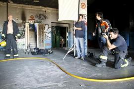 Calendario de los bomberos de Palma